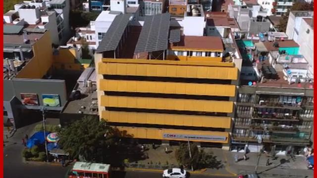 Techos Fotovoltaicos para Edificios Públicos